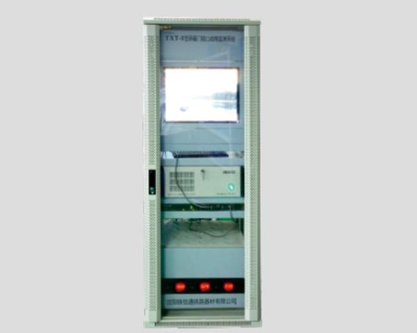 转辙机控制电路监测系统
