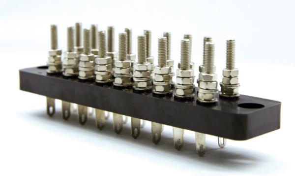 SX24.75.00 十八柱端子板