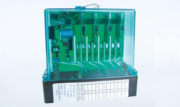 WBTD303JD-1B3 道岔表示电压综合采集器