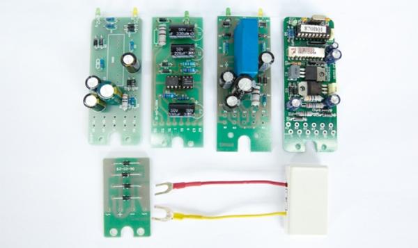 继电器时间、整流、动态电路板
